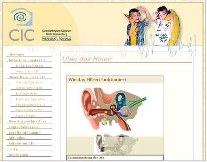 Cochlear Implant Centrum